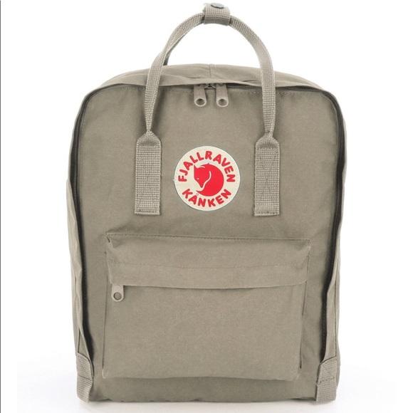 aa548ee32 Fjallraven Handbags - FJALLRAVEN kanken waterproof backpack